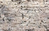 Rough Texture Wall poster