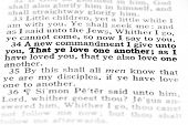 Scriptures from the Bible spirit learning gospel truth spirituality poster