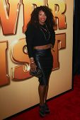 NEW YORK - OCTOBER 24: Serena Williams attends the premiere of