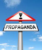 Постер, плакат: Пропаганда концепции