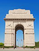 foto of india gate  - India Gate - JPG