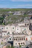 picture of sassy  - View of Sassi di Matera southern Italy - JPG