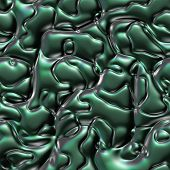 stock photo of flux  - Metal bumps seamless generated hires texture or background - JPG