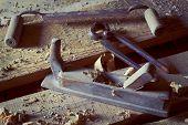 foto of ling  - Old carpenter