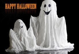 picture of horrific  - Halloween ghosts - JPG