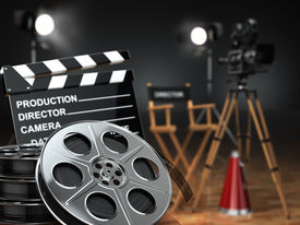 stock photo of production  - Video - JPG