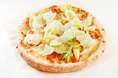 stock photo of take out pizza  - Italian pizza - JPG