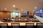picture of training room  - Big empty auditorium  - JPG