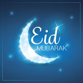 picture of eid mubarak  - Eid Mubarak  - JPG