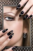 stock photo of nail-art  - Picture of beauty - JPG