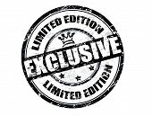 EXCLUSIV - Limited Edition-Stamp