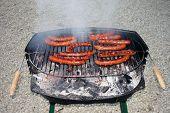 image of nic  - sausages - JPG