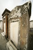stock photo of burial-vault  - Old tomb at the historic St - JPG