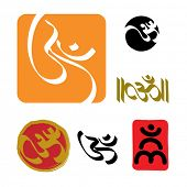 picture of sanskrit  -