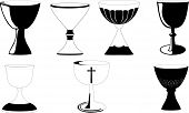 foto of chalice  - Chalice used at Mass in Christianity Church - JPG
