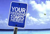 foto of thursday  - Your Weekend Starts Here - JPG