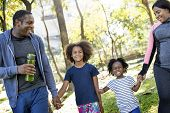 Exercise Activity Family Outdoors Vitality Healthy poster