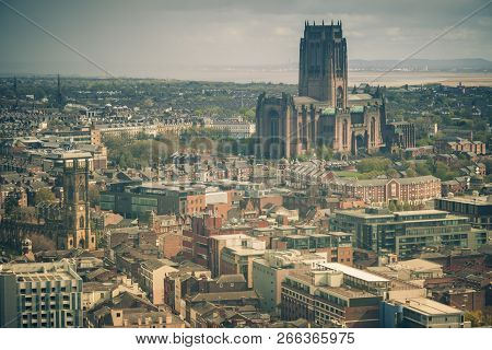 Liverpool Anglican Cathedral Liverpool North