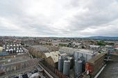 picture of guinness  - Factory grounds viewed from above - JPG