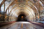 picture of munich residence  - The Hall of Antiquities - JPG