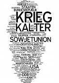 picture of cold-war  - Word cloud  - JPG