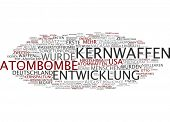 picture of chemical weapon  - Word cloud  - JPG