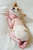 pic of sweet dreams  - sweet dreams of a tiny cuyte newborn - JPG
