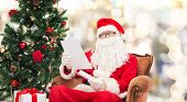 foto of letters to santa claus  - christmas - JPG