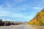 image of trans  - Trans Canada Highway near Superior Lake Ontario Canada - JPG