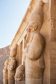 picture of hatshepsut  - Part of the Queen Hatshepsut