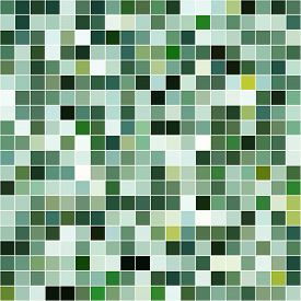 picture of pixel  - Mosaic tiles texture  pattern - JPG