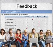 Customer Satisfaction Service Care Problem Solving poster