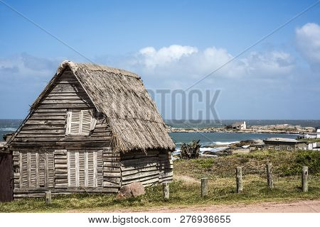 Abandoned Home On The Punta