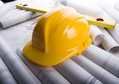 foto of hard_hat  - Hard Hat - JPG