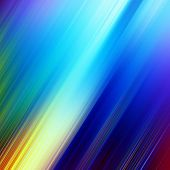 picture of diagonal lines  - abstract background diagonal parallel lines blue yellow - JPG