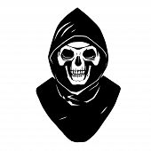 picture of reaper  - This is an illustration of reaper - JPG