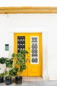 stock photo of greek-architecture  - The classical architecture of the Mediterranean  - JPG