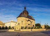 stock photo of trinity  - The restored church of the Holy Trinity 13 - JPG