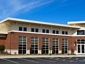 picture of commercial building  - New Commercial Building with Retail and Office Space available for sale or lease - JPG