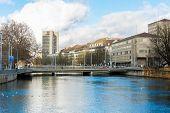 image of zurich  - Zurich in Switzerland - JPG