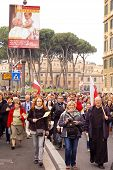 beatification of Pope John Paul II in Rome
