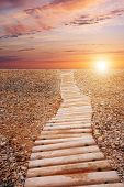 picture of stairway to heaven  - Way to sky - JPG