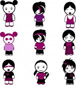 pic of emo-boy  - New Nine Emo Girls - JPG