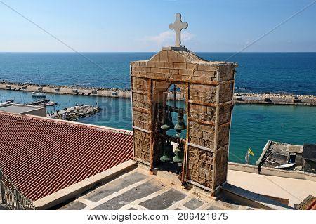 Belfry Of The Greek Orthodox