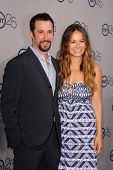 Noah Wyle and Moon Bloodgood at the TNT 25th Anniversary Party, Beverly Hilton Hotel, Beverly Hills,