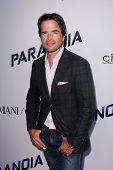 Matthew Settle at the