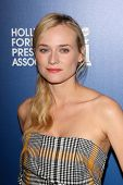 Diane Kruger at the Hollywood Foreign Press Association's 2013 Installation Luncheon, Beverly Hilton
