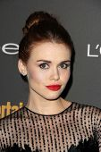 Holland Roden at the 2013 Entertainment Weekly Pre-Emmy Party, Fig& Olive, Los Angeles, CA 09-20-13