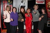 Ilene Graff, Geri Jewell, Judy Tenuta, Dawn Wells, Michael Learned, Kate Linder at