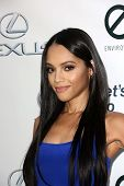 Bianca Lawson at the 23rd Annual Environmental Media Awards, Warner Brothers Studios, Burbank, CA 10